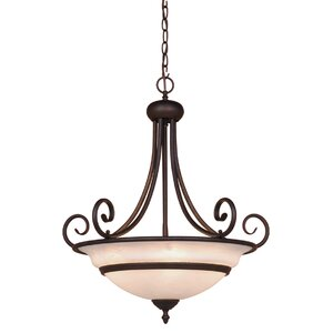 Thomson 5-Light Inverted Pendant