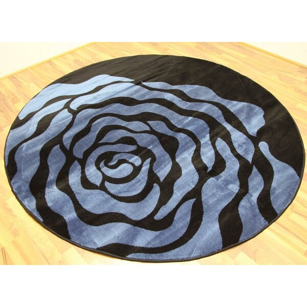 Bennet Blue Indoor/Outdoor Area Rug by Latitude Run