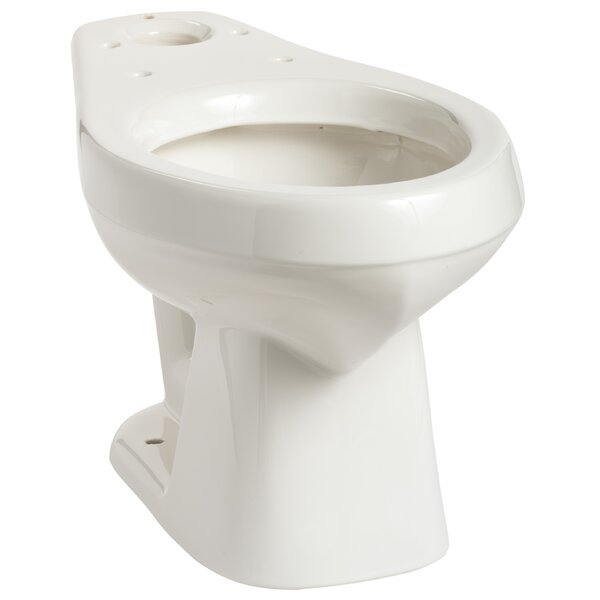Alto 1.6 GPF Elongated Toilet Bowl by Mansfield Plumbing Products