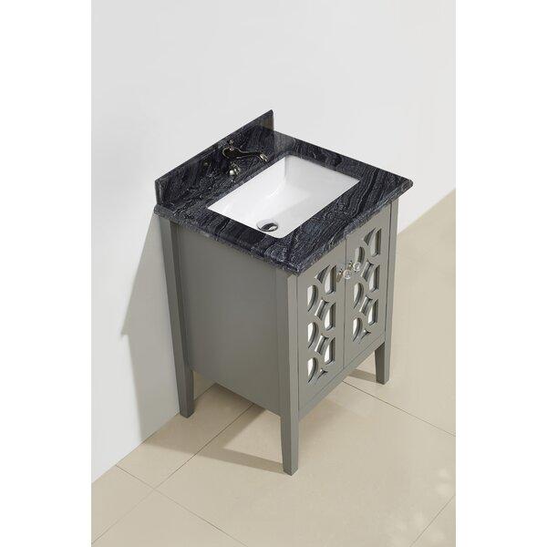 Mediterraneo 24 Single Bathroom Vanity Set by Laviva
