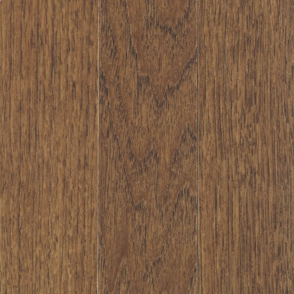 Randhurst Map SWF 2-1/4 Solid Hickory Hardwood Flooring in Sable by Mohawk Flooring