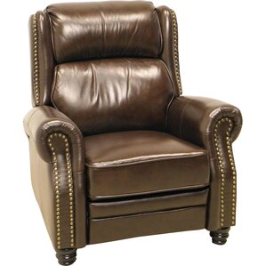 Leather Manual Recliner by Wildon Home ?
