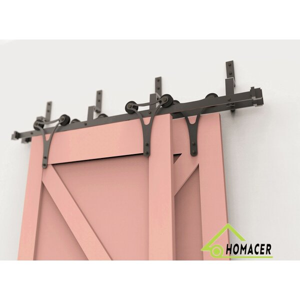 Horns Barn Door Hardware by Homacer