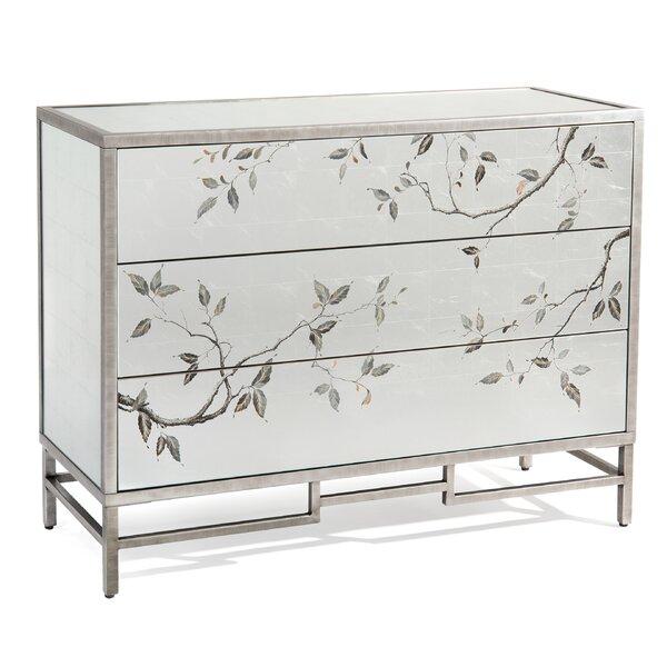 Framura 3 Drawers Standard Dresser by John-Richard