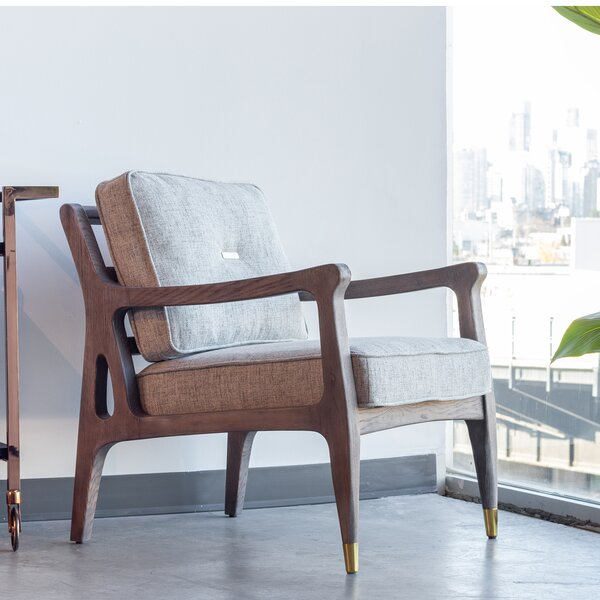 Paige Upholstered Dining Chair by Foundry Select