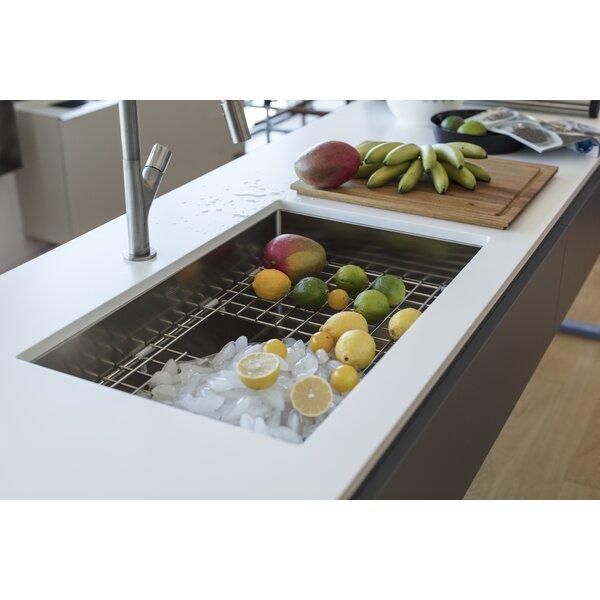 Peak 26 L x 18 W Undermount Kitchen Sink