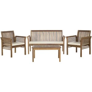 4 Piece Jana Patio Seating Group