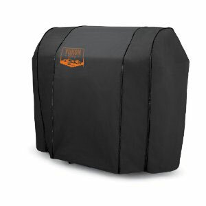 Premium Grill Cover - Fits up to 50 by Yukon Glory