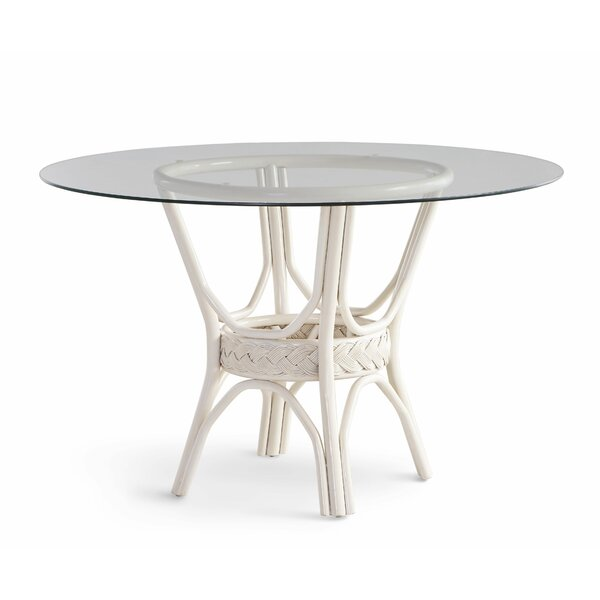 Lydia Dining Table by Rosecliff Heights