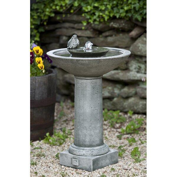 Concrete Aya Fountain by Campania International
