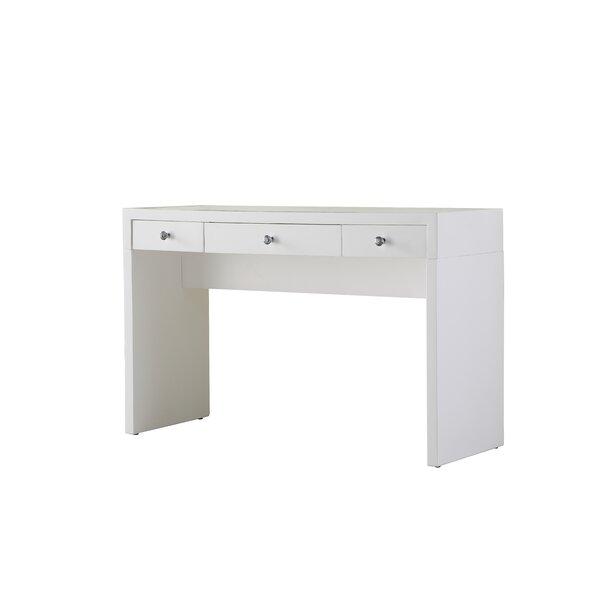 Prestige White Console Tables