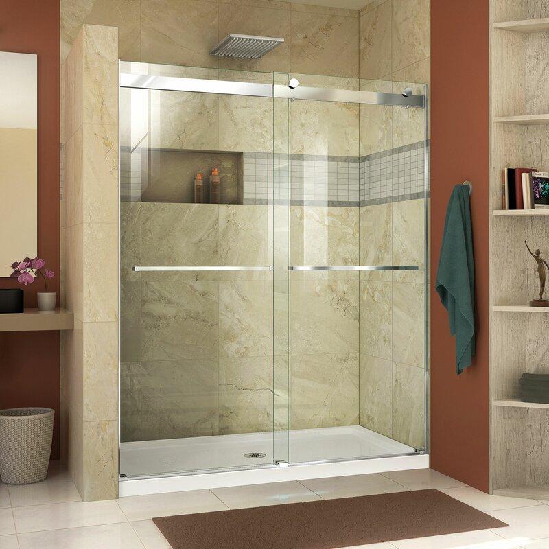 Shower & Bathtub Doors You\'ll Love | Wayfair