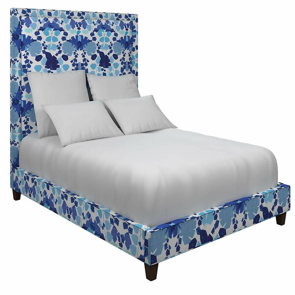 Stonington Upholstered Standard Bed by Annie Selke Home