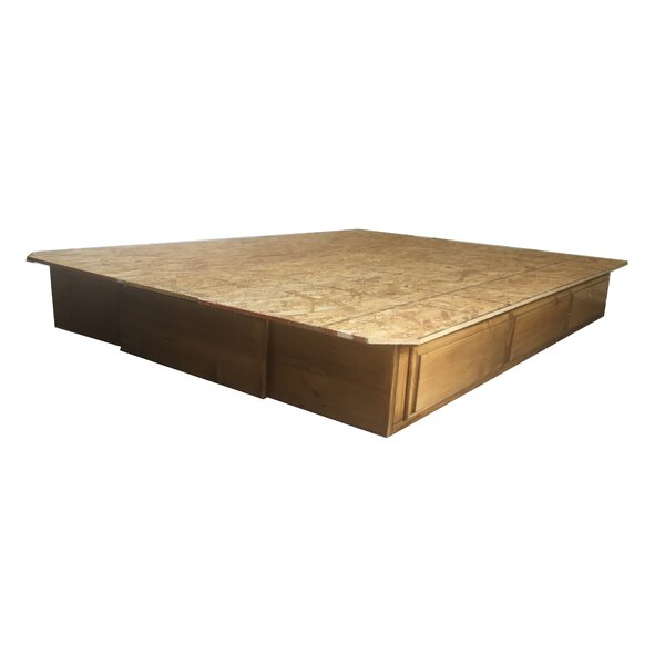 Austin Premium Solid Pine Waterbed Liner by Strobel Mattress