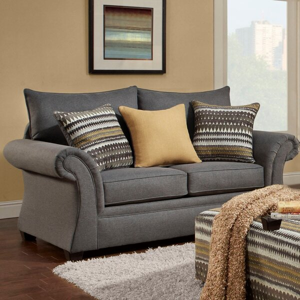 Milner Loveseat by Latitude Run
