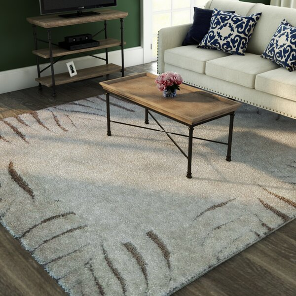 Quince Ivory Area Rug by Red Barrel Studio
