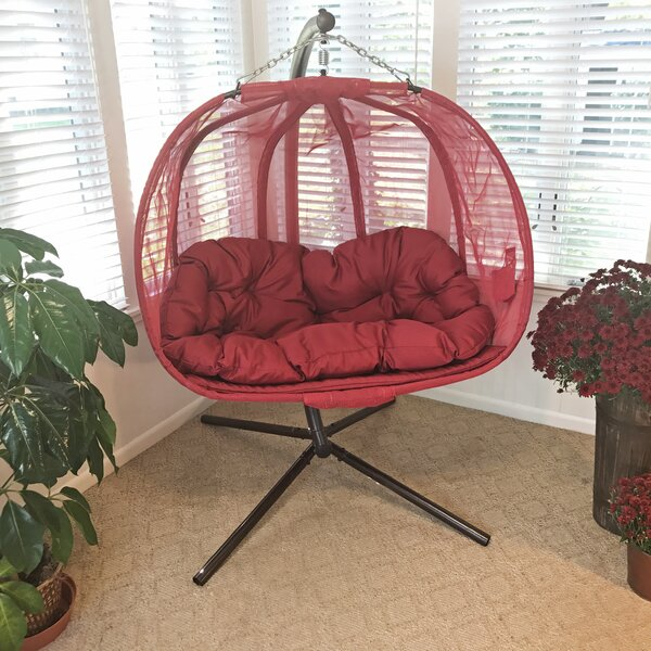 Pumpkin Swing Chair with Stand by Flowerhouse