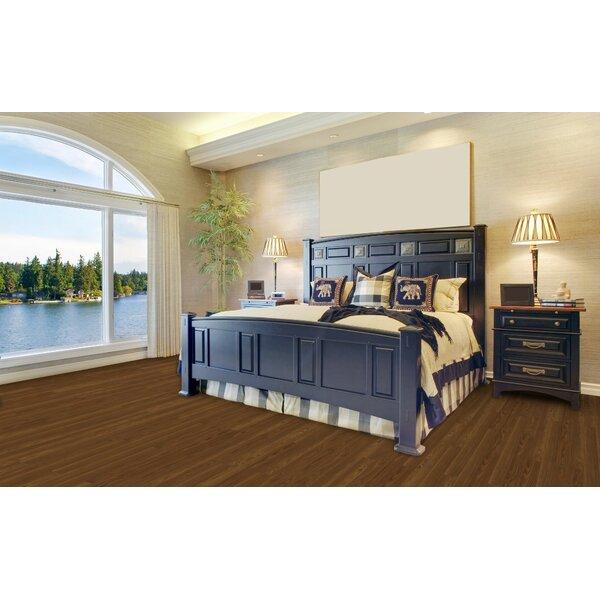 Berkley Lane 5 x 51 x 12mm Laminate Flooring in Butterfield Oak by American Concepts