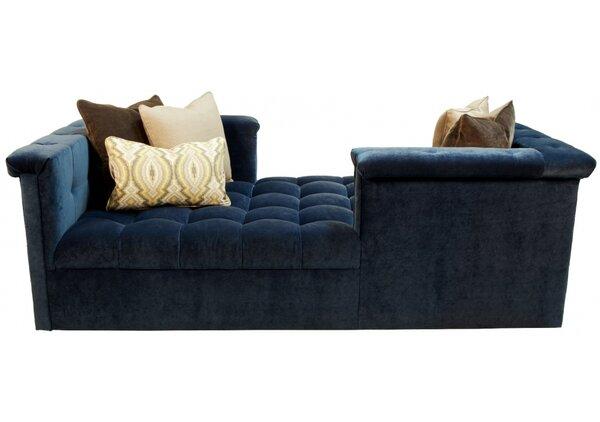 Capehart Chaise Lounge by Brayden Studio