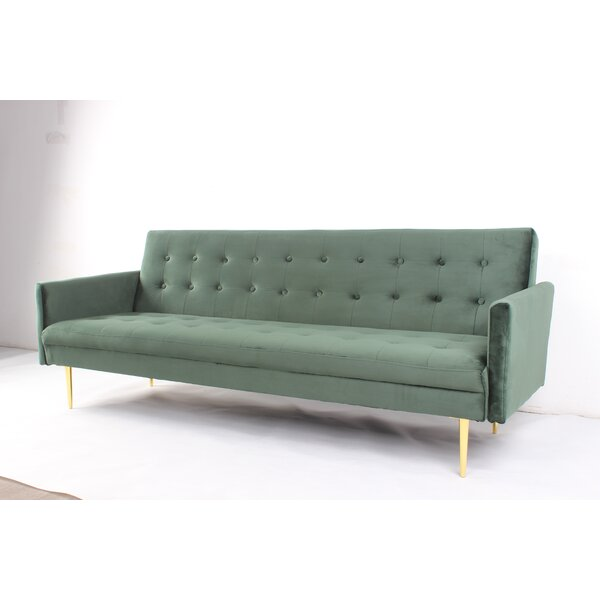 Oliveira Sofa Bed by Mercer41 Mercer41