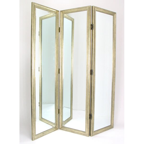 Reggie 3 Panel Room Divider by Darby Home Co