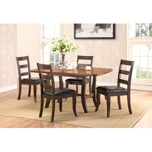 Waco 5 Piece Dining Set By Whalen Furniture
