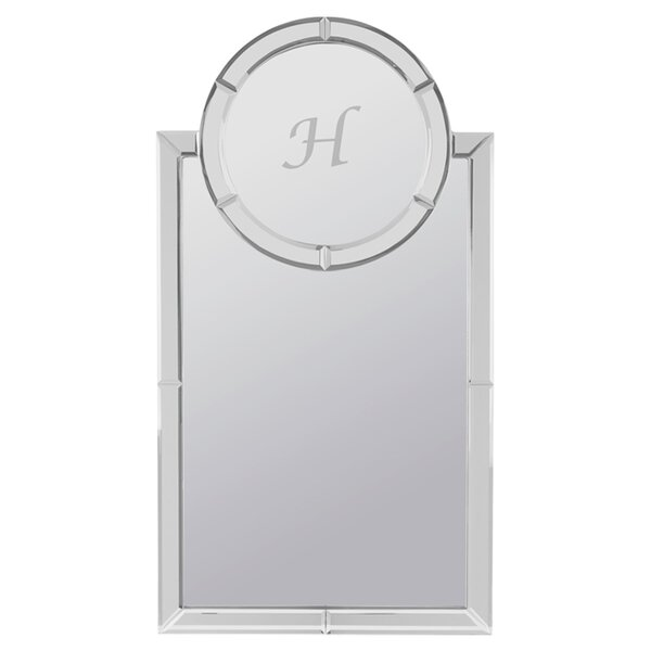 Vistula Personalized Wall Mirror by Cooper Classics