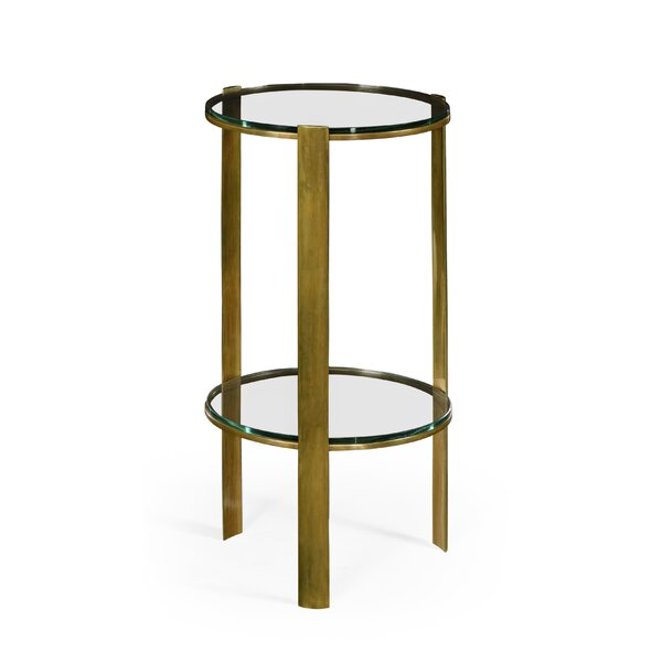 Cosmo End Table By Jonathan Charles Fine Furniture