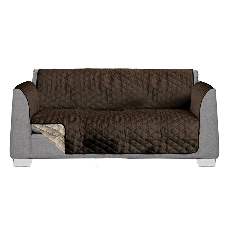 Akc 3 Seat Reversible Quilted Box