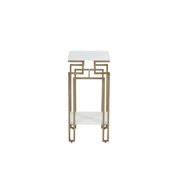 Louie End Table by Gabby