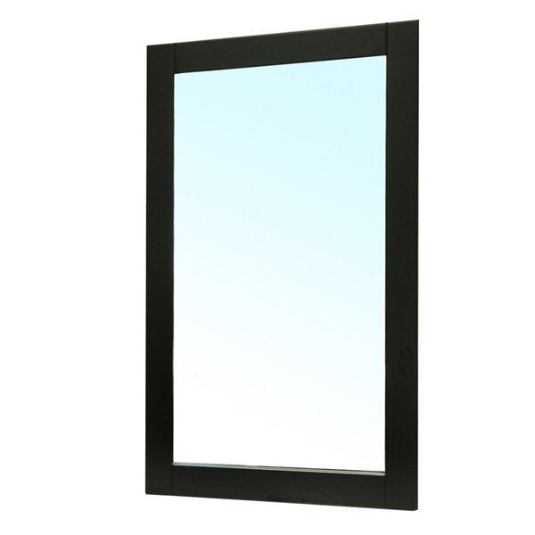 McClelland Bathroom Mirror by Bellaterra Home