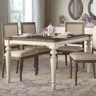 Find the perfect Ornithogale Extendable Dinning Table by Lark Manor