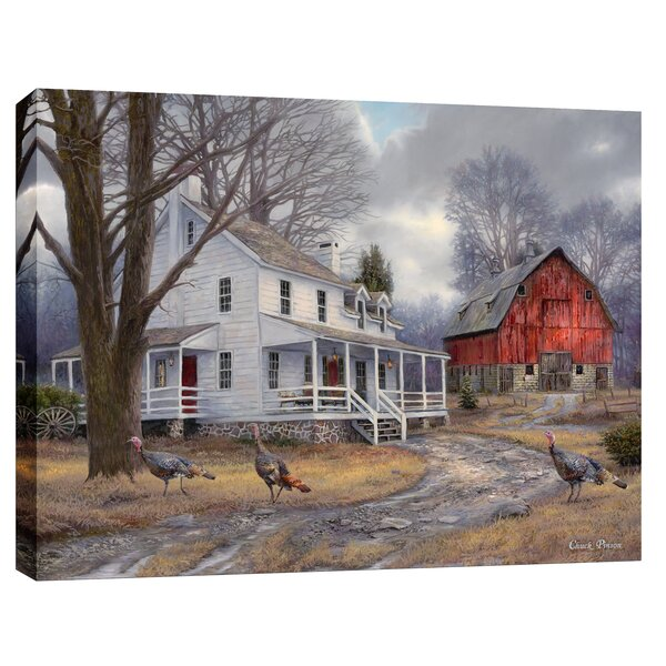 The Way It Used to Be by Chuck Pinson Photographic Print on Wrapped Canvas by Cortesi Home