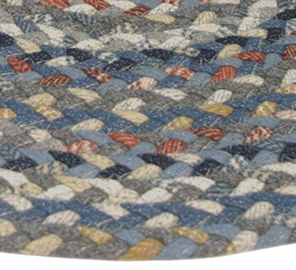 Beacon Hill Runner Blue Area Rug by Thorndike Mills