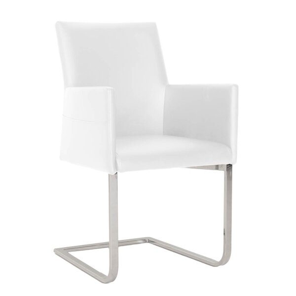Wilde Elevated Upholstered Dining Chair by Orren Ellis