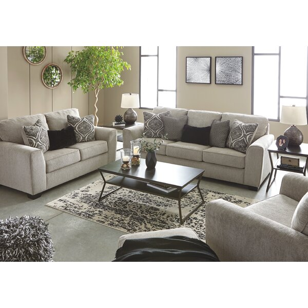 Lockhart Sleeper Configurable Living Room Set by Alcott Hill