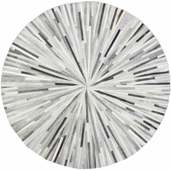Sedalia Handmade Grey Area Rug by Trent Austin Design