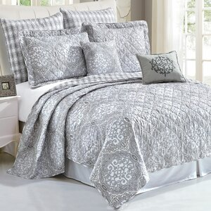 Talmadge 7 Piece Coverlet Set