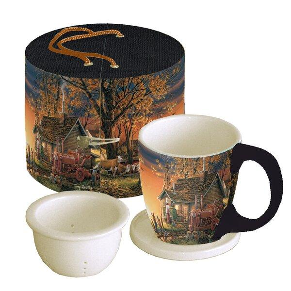 Billington Surprise Tea Cup Set by Loon Peak