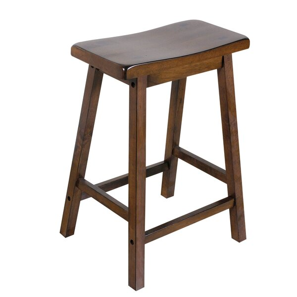 Maxon 24 Bar Stool (Set of 2) by Millwood Pines