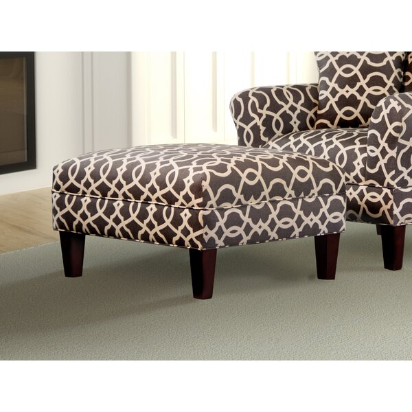 Briley Ottoman by Carolina Accents