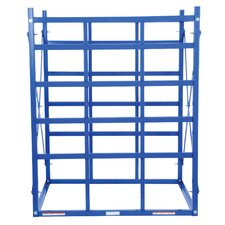 60 x 48.5 x 48 7.7 K Long Bar Pigeon Hole Rack by Vestil