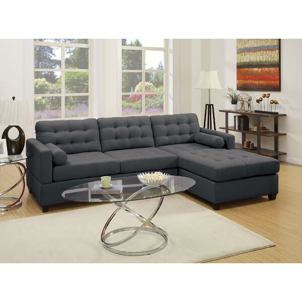 Beverly Right Hand Facing Sectional By A&J Homes Studio