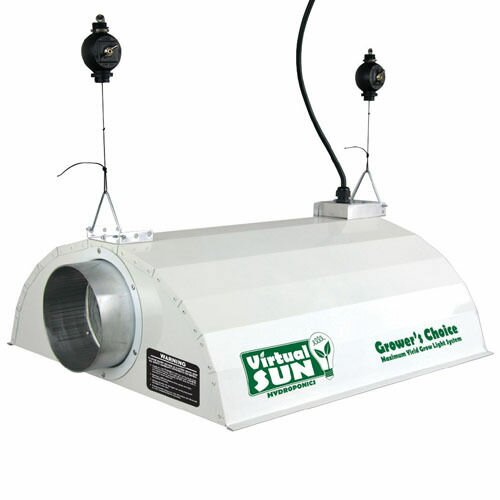 1000 Watt Grow Light Kit with Digital Ballast by Virtual Sun