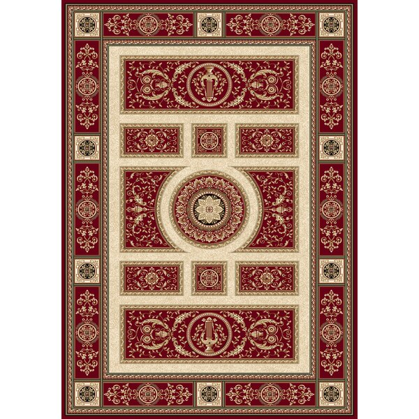 Regency Red Area Rug by Home Dynamix