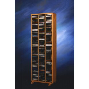Shopping for 300 Series 240 CD Multimedia Storage Rack ByWood Shed