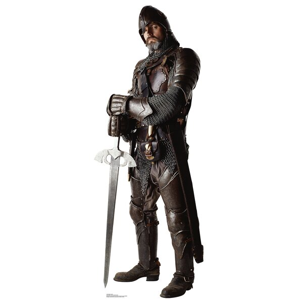 Knight in Armor Cardboard Cutout Stand-Up by Advanced Graphics