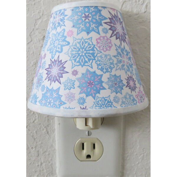 Frozen Inspired Snowflake Night Light by Presto Chango Decor