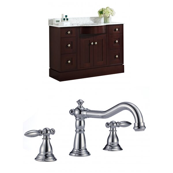 Haakenson 48 Single Bathroom Vanity Set by Red Barrel Studio