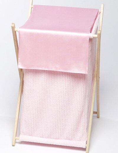 Chenille Laundry Hamper by Sweet Jojo Designs